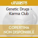 Karma club cd musicale