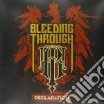 (LP VINILE) Declaration lp vinile di Through Bleeding