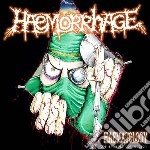 Haemorrhage - Haematology cd musicale di Haemorrhage
