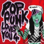Pop Punk Loves You 4 cd musicale di ARTISTI VARI