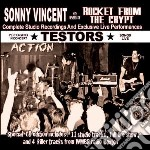 Sonny Vincent / Rocket From The Crypt - Complete Studio Recordings cd musicale di Sonny Vincent