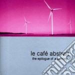 Cafe' Abstrait Vol.5 cd musicale di Artisti Vari
