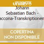 Ciaccona cd musicale di Bach