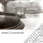 Disillusion of purity cd musicale