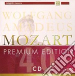 W.A.MOZART PREMIUM EDITION/40CD BOX cd musicale di MOZART W.A.