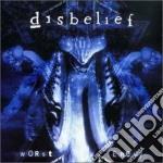Disbelief - Worst Enemy cd musicale di DISBELIEF