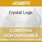 CRYSTAL LOGIC cd musicale di MANILLA ROAD
