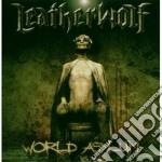 Leatherwolf - World Asylum cd musicale di LEATHERWOLF