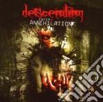 Descending - Enter Annihilation cd musicale di DESCENDING