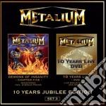 10 YEARS JUBILEE EDITION VOL.3            cd musicale di METALIUM