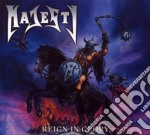 REIGN IN GLORY/HELLFORCES                 cd musicale di MAJESTY