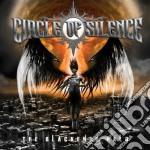 Circle Of Silence - The Blackened Halo cd musicale di Circle of silence