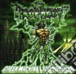 Green machine laser beam cd musicale di The Prophecy23