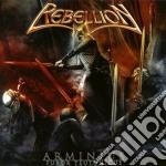 Rebellion - Arminius Furor Teutonicus cd musicale di Rebellion