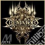 Black pearls cd musicale di CREMATORY