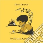 Chris Cacavas - Love's Been Discontinued cd musicale di CACAVAS CHRIS