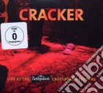 LIVE AT ROCKPALAST CROSS.  (2CD+DVD)      cd musicale di CRACKER