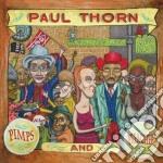 Pimps and preachers cd musicale di Paul Thorn
