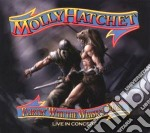 Molly Hatchet - Flirtin' With The Whiskey Man - Live cd musicale di Hatchet Molly