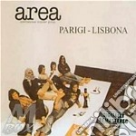 PARIGI-LISBONA digit.remaster cd musicale di AREA