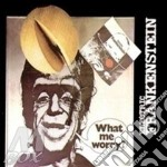 WHAT ME WORRY cd musicale di Frankenstein Electric