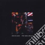 David Poe - The Late Album cd musicale