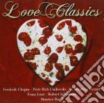 Love Classics cd musicale di ARTISTI VARI