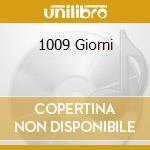 1009 GIORNI cd musicale di Niccolo' Agliardi