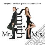 MR. & MRS. SMITH cd musicale di ARTISTI VARI