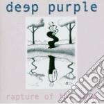Deep Purple - Rapture Of The Deep cd musicale di DEEP PURPLE
