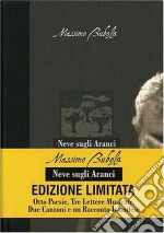 Massimo Bubola - Neve Sugli Aranci (Limited Ed.) cd musicale di BUBOLA MASSIMO