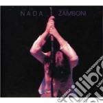 Nada / Zamboni - L'apertura cd musicale di Nada Zamboni