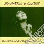 Mia Martini - In Concerto cd musicale di Mia Martini