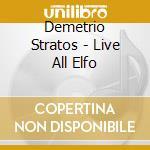 CONCERTO ALL'ELFO cd musicale di DEMETRIO STRATOS