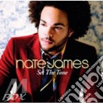 James Nate - Set The Tone cd musicale di Nate James
