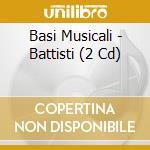 BATTISTI cd musicale di BASI MUSICALI