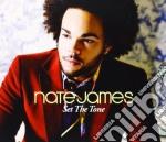 SET THE TONE-Spec.Edition+DVD cd musicale di JAMES
