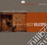 Dizzy Gillespie - A Night In Tunesia cd musicale di Dizzy Gillespie