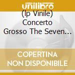 (LP VINILE) CONCERTO GROSSO THE SEVEN SEA lp vinile di Trolls New