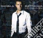 Daniele Battaglia - Tutto Il Mare Che Vorrei (Cd+Dvd) cd musicale di Daniele Battaglia