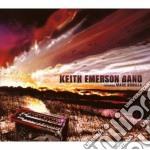KEITH EMERSON BAND FEAT. MARC BONILLA (CD + DVD) cd musicale di EMERSON KEITH BAND