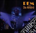 PFM CANTA DE ANDRE' cd musicale di P.F.M.