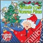Artisti Vari - Natale Con Nonna Pina/5Cd cd musicale di ARTISTI VARI