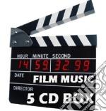 FILM MUSIC  ( BOX 5 CD) cd musicale di ARTISTI VARI