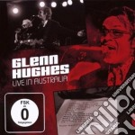 LIVE IN AUSTRALIA  ( CD + DVD) cd musicale di Glenn Hughes