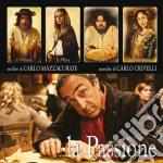 Carlo Crivelli - La Passione cd musicale di OST