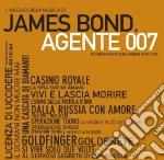 IL MEGLIO DELLA MUSICA DI JAMES BOND-AGE  cd musicale di ARTISTI VARI