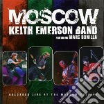 Keith Emerson Band - Moscow cd musicale di Keith Emerson
