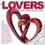 Lovers Love Songs Collection cd musicale di ARTISTI VARI