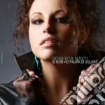 Roberta Nasti - Io Non Ho Paura Di Volare cd musicale di Roberto Nasti